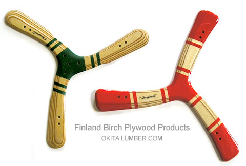 Finland Birch Plywood Products